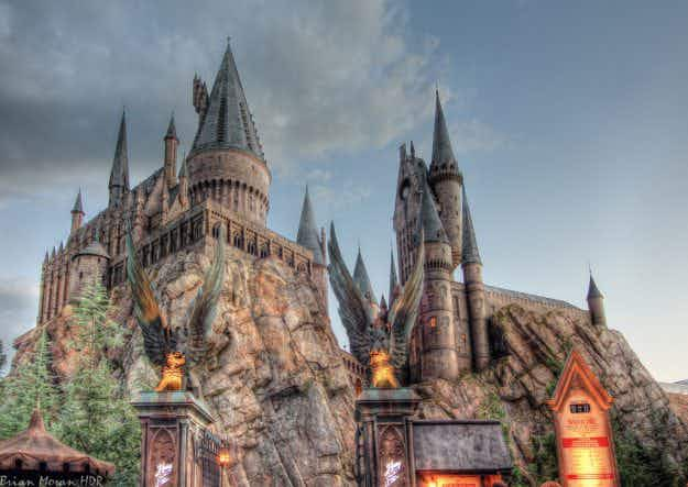 You can now enrol as a wizard for a magical weekend at a French Hogwarts