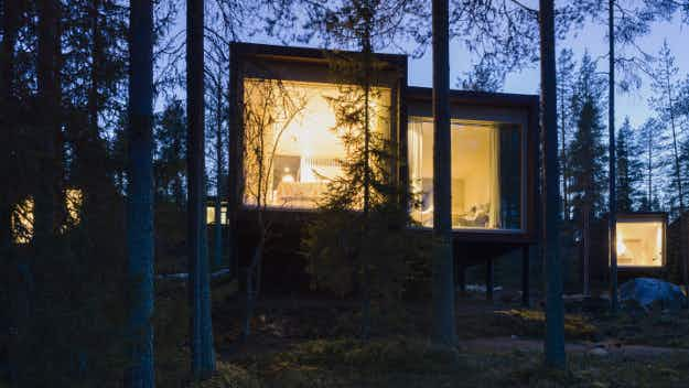 Santa's home in Lapland will soon have a new Arctic Treehouse Hotel
