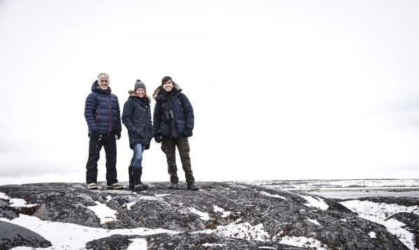 New BBC documentary broadcasts live from the icy wilderness of the Arctic