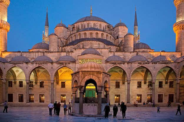 Istanbul's Blue Mosque to have most extensive renovation since it was built in 17th century