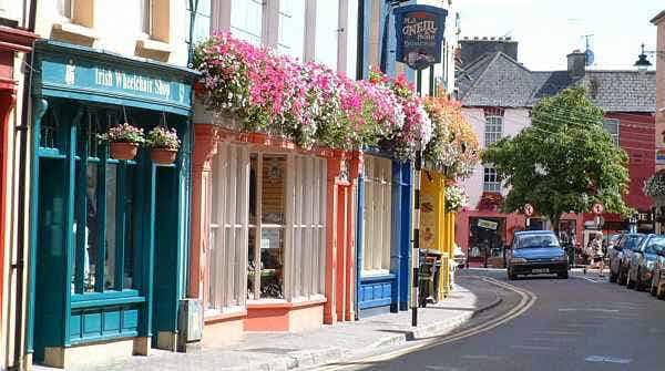 Clonakilty in West Cork wins the Great Town title at the 2017 Urbanism Awards