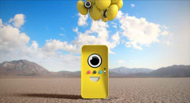 "Snapchat is selling Spectacles via pop up  ""Snapbot"" vending machines in the US"