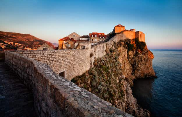 Winter is coming and in Dubrovnik that means free tours of the city