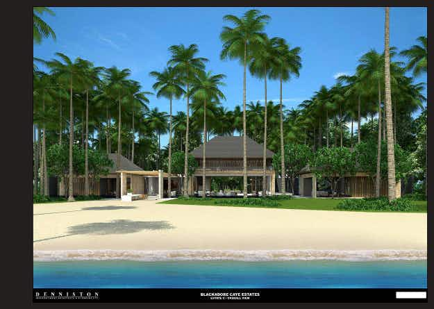 Have a sneak preview of Leonardo DiCaprio's eco-resort in Belize