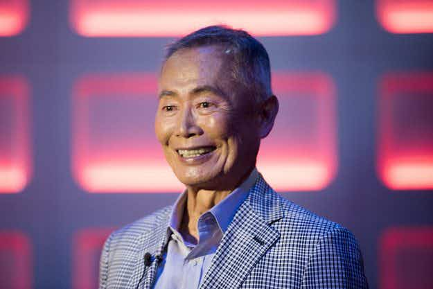 Boldly go into the world of George Takei with a new exhibition at the Japanese American National Museum