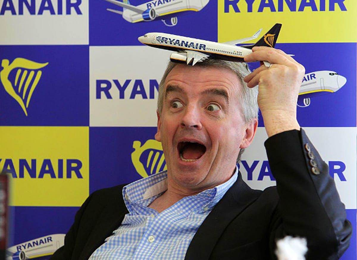 Would you apply for the 'worst job in Ireland' and be the infamous Ryanair CEO's assistant?