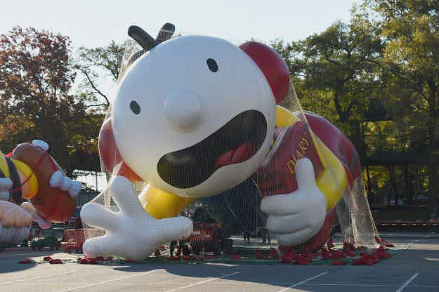 See the new giant balloons that will make their debut at this year's Macy's Thanksgiving Parade