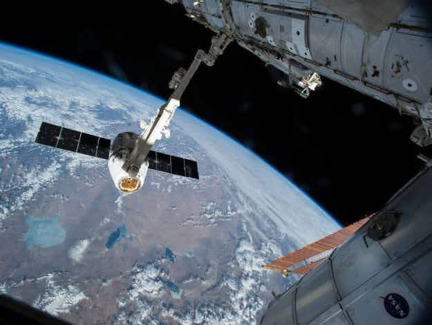 Track the international space station with this new interactive map