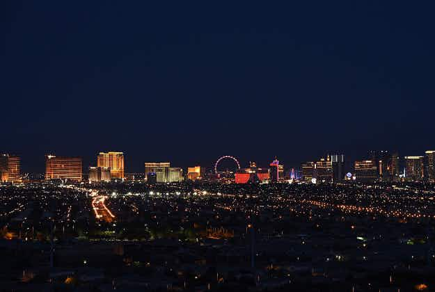 Welcome to the future - Las Vegas installs first streetlights powered by human footsteps