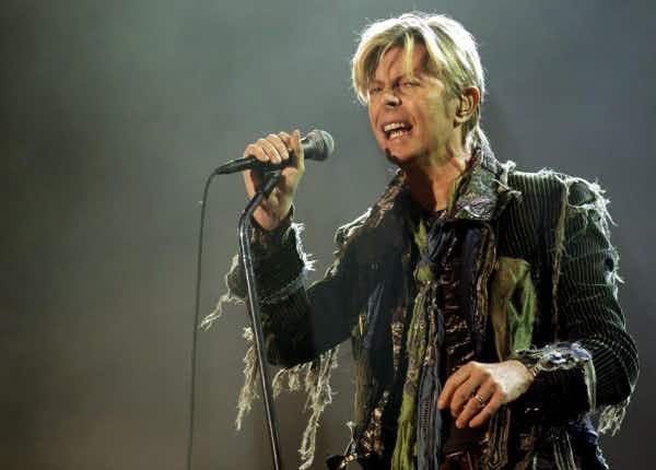 Auction of David Bowie's personal art collection begins after 37,000 people view paintings