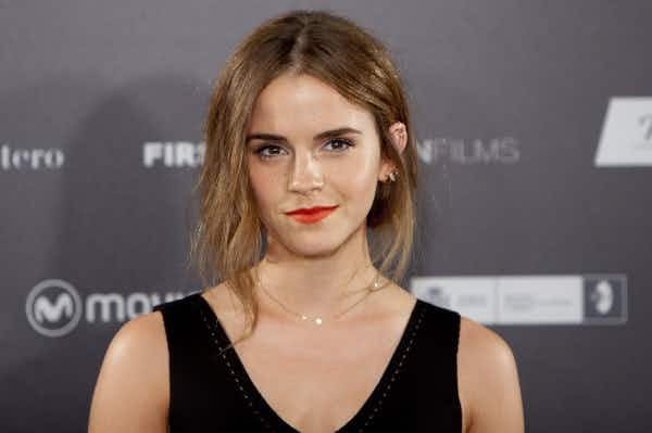 Why actress Emma Watson is hiding books for commuters on the London Underground