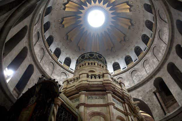 Tomb believed to be Jesus' final resting place reopens to the public today