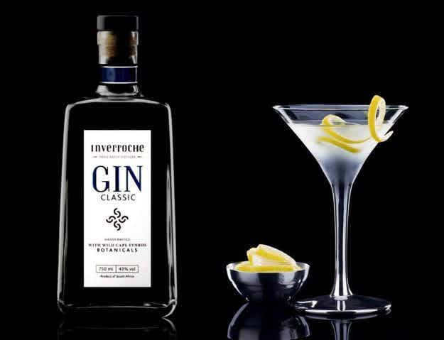 Why South Africa is embracing locally-produced craft gins