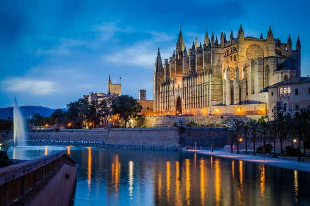 The Spanish city of Palma de Mallorca changes its name back to Palma - again