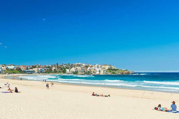 Bondi Beach lifeguards are saving lives all around the world - without leaving Australia