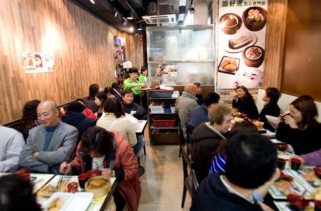 The world's cheapest Michelin-starred restaurant has just opened an outpost in NYC