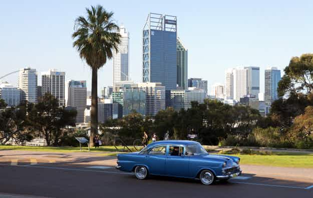 Go straight from Perth to London on the first direct flight linking Australia and Europe