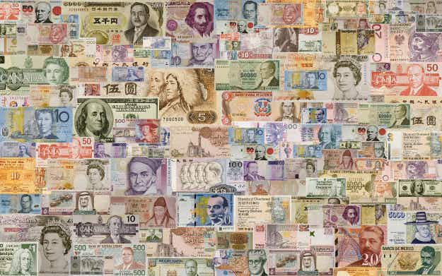 Move over Miss Universe – the Banknote of the Year contest will find the best new bill from around the world
