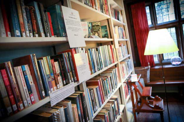 Attention book lovers; you can now have an overnight stay at the beautiful Gladstone's Library in Wales
