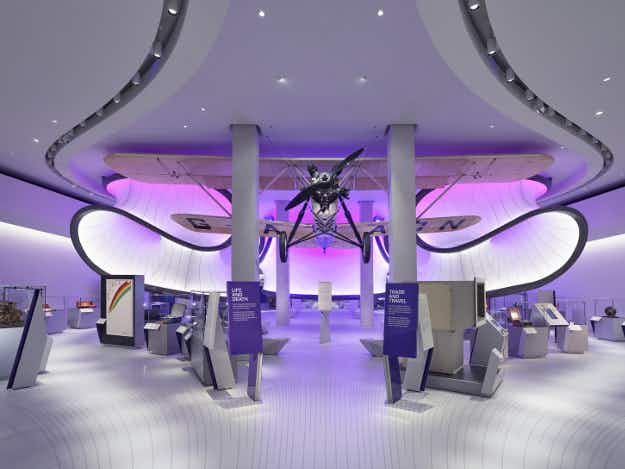 Mathematics gallery designed by Zaha Hadid opens at London's Science Museum