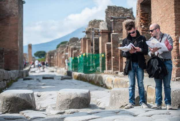 Accessible route around world-famous Pompeii archaeological site unveiled