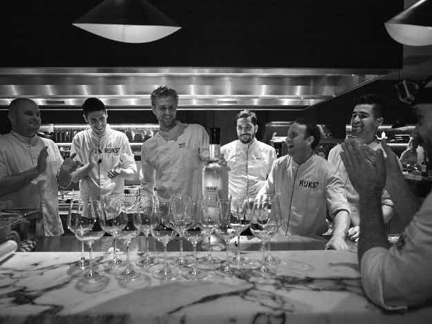 High art and high-end food: Rijksmuseum restaurant is awarded a Michelin-star