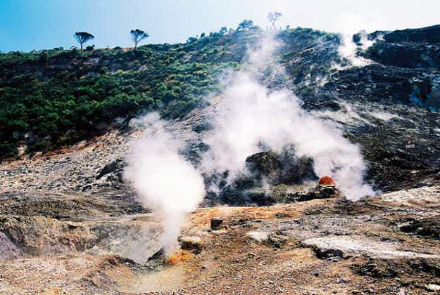 Scientists believe this sleeping volcano near Naples could be about to reawaken