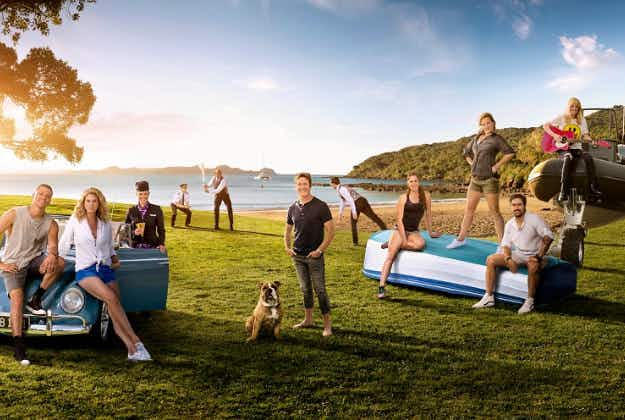 Air New Zealand's latest safety video takes a road trip with some local celebrities