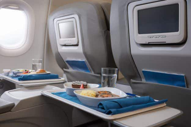 Travelling in the US for Christmas? Want to know which airline serves the best food?