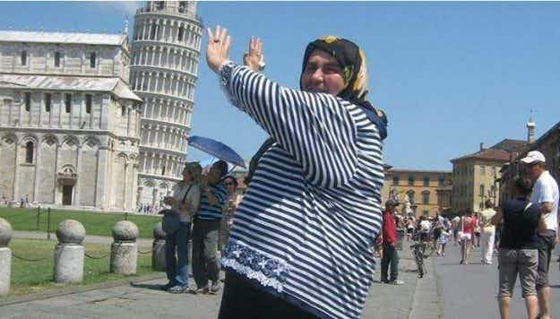 Turkish grandmother reunited with her camera full of 10 years' worth of travel photos