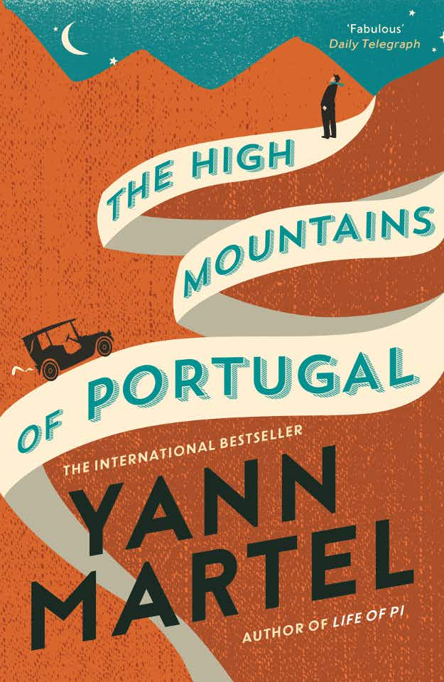 These Man Booker Prize-winning authors are battling for best travel fiction book of the year