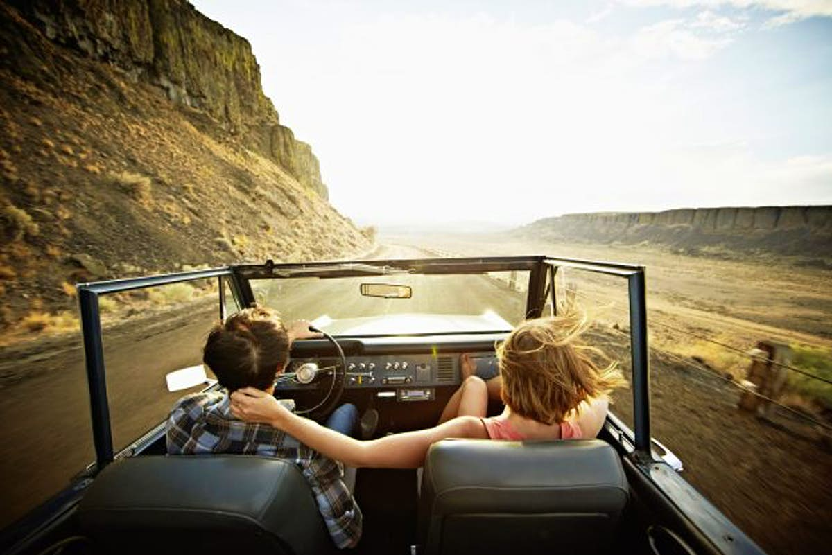 If you're planning on hitting the road, here are eight ultimate North American road trips
