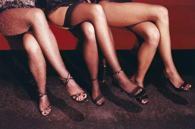 Sex in the City - a new exhibition on 'places of pleasure' has opened in Brussels