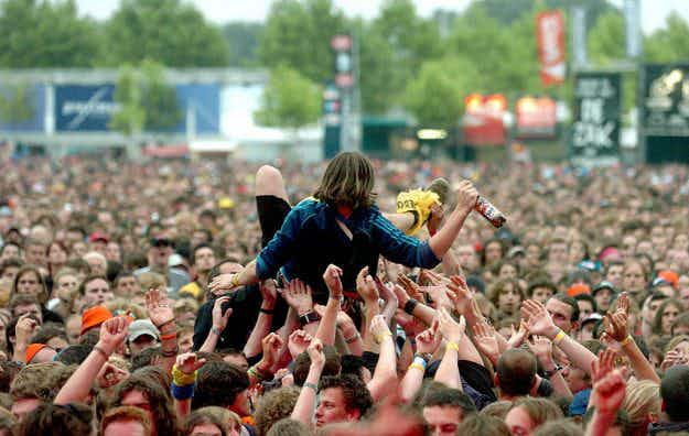 From the 'new Glastonbury' to Lollapalooza in France  - 5 festival need to knows