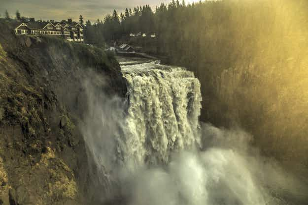 As the Twin Peaks revival gets a release date, the iconic filming locations await travellers