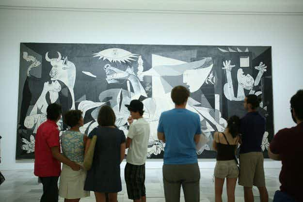 Madrid is marking the 80th anniversary of Guernica with a new Picasso exhibition