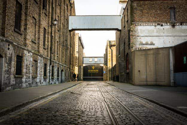 A new whiskey distillery is opening in Dublin beside the Guinness Storehouse