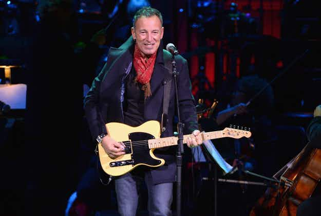 New Jersey university will be home to massive Bruce Springsteen archive