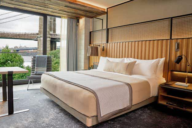 New pet-friendly eco-hotel in New York will feature reclaimed materials and electric cars