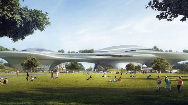 From a galaxy far, far away to LA - Star Wars' George Lucas picks location for his art museum