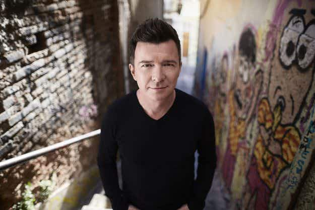 Singer Rick Astley is 'rickrolling' out his own beer in conjunction with a Danish brewery