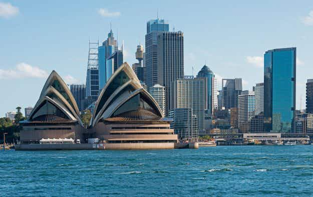 Airbnb users to get the opportunity for a sleepover in the Sydney Opera House