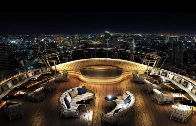 This Bangkok hotel is opening 'the world's highest whisky bar'