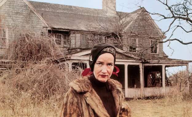 Spend your holidays at Grey Gardens as the famous East Hampton home goes on sale