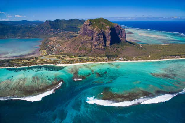 'Lost continent' found in the Indian Ocean beneath Mauritius