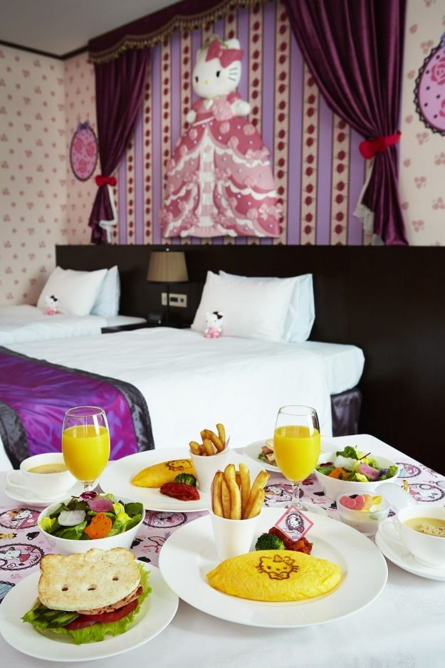 You Can Have The Full Hello Kitty Experience In This Tokyo Hotel Lonely Planet