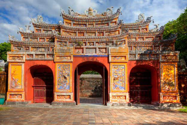 The Imperial City of Hue in Vietnam is to open to visitors at night from April