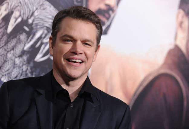 Hollywood actor Matt Damon wants to become a lighthouse keeper in Ireland