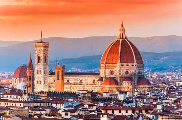 How to leave your mark on Florence's cathedral without destroying the walls