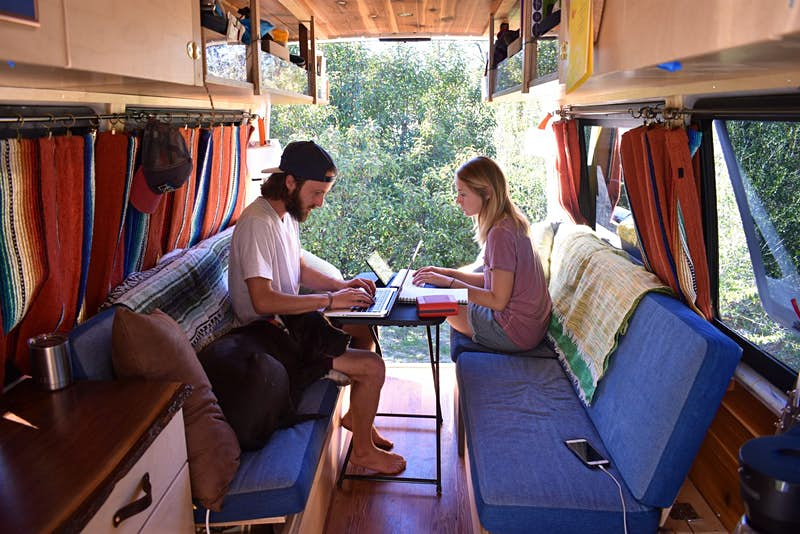 Travel News - Van Home Couple